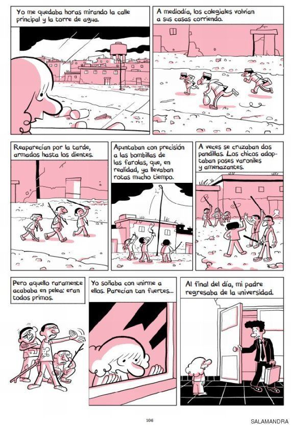Riad Sattouf, ex dibujante franco-sirio de 'Charlie Hebdo':