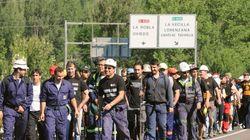 Nuevos piquetes mineros cortan la A-6 en
