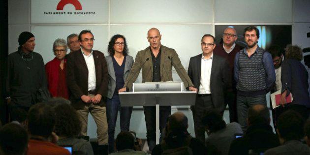 Junts Pel Sí ofrece a la CUP una presidencia coral y un plan de choque