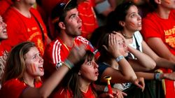 El España-Croacia, lo más visto del
