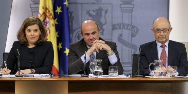 El Gobierno mejora las previsiones económicas para 2015 y