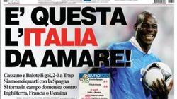 La prensa italiana 'se come' el