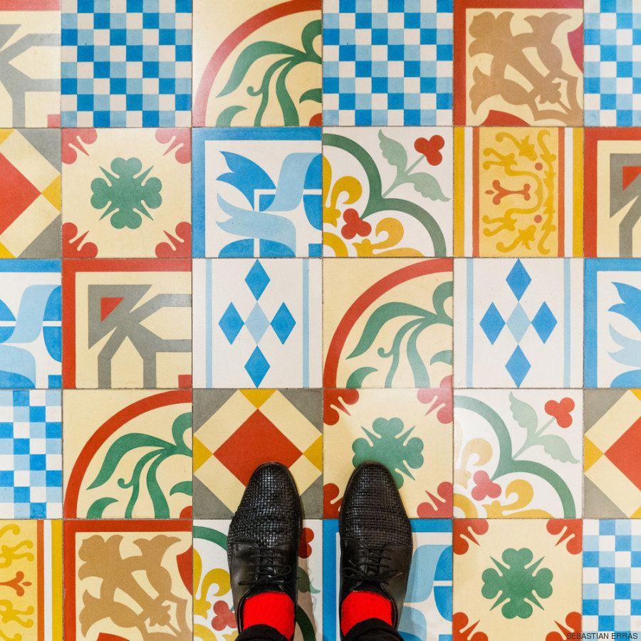 Venetian Floors: paseando por los suelos de Venecia