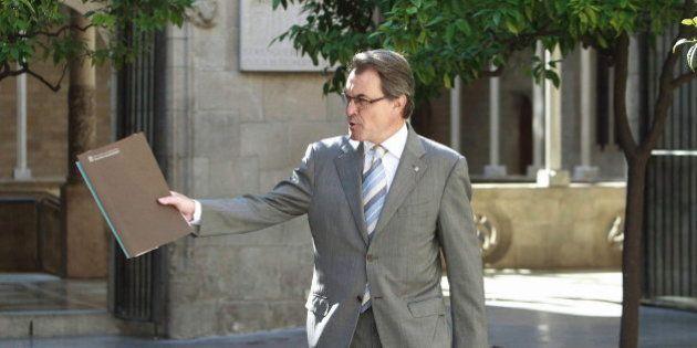La Generalitat prorroga los presupuestos y hará recortes por 2.000 millones de