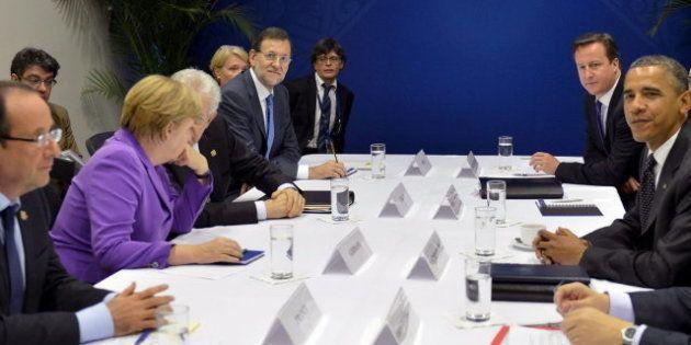 Cuenta atrás para el rescate: Merkel y el G-20 presionan, Rajoy ultima su petición
