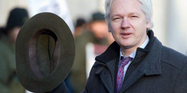 Julian Assange, fundador de Wikileaks, pide asilo político a Ecuador