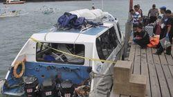 Una turista española muere en el incendio de un barco en
