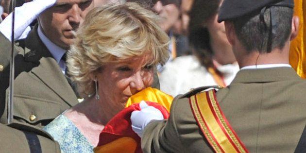 Esperanza Aguirre cuestiona que el franquismo fuera un régimen impuesto