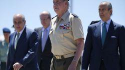 El Rey visita Algeciras en medio del conflicto pesquero en