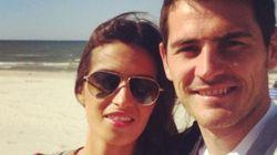 Iker y Sara en la playa y otras formas de relajarse en la Eurocopa
