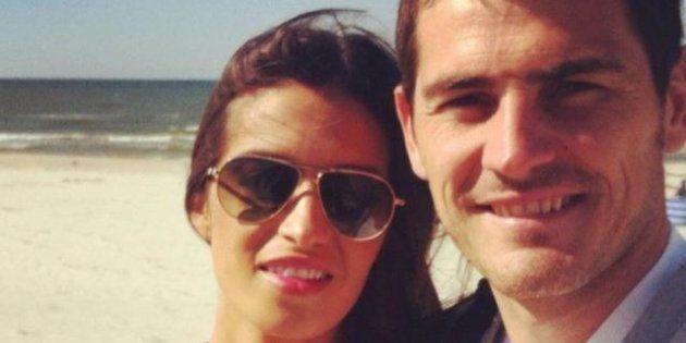 Iker y Sara en la playa y otras formas de relajarse en la Eurocopa 2012