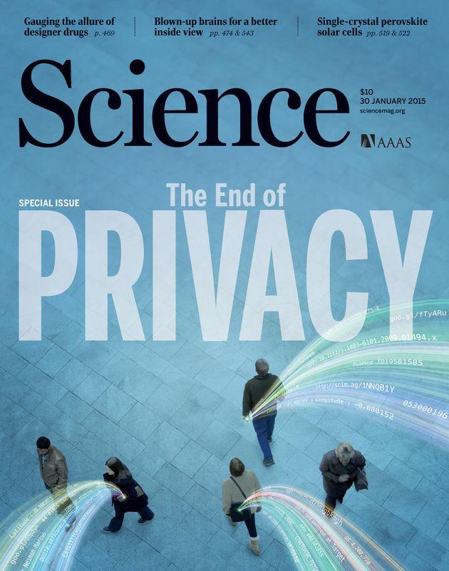 El fin de la privacidad: Sonría, le estamos