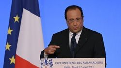 Francia está dispuesta a castigar a quienes