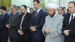 Al Asad reaparece sin su