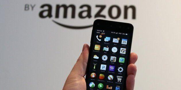 He probado el Fire Phone de Amazon... y ésta es la razón por la que no voy a