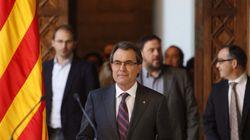 El TSJC confirma la acusación a Mas, Rigau y Ortega por el