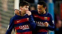 Messi, Neymar y Ronaldo son los tres finalistas al Balón de