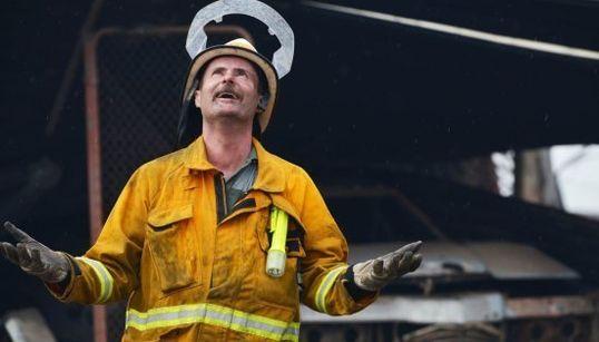 Las imágenes de los incendios en el sur de Australia