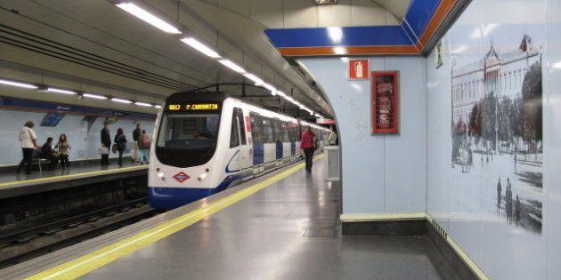 Esperanza Aguirre adelanta el cierre del metro de Madrid para reducir el