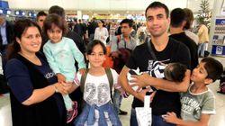 Llegan a España los primeros refugiados de Grecia e Italia, ¿y ahora