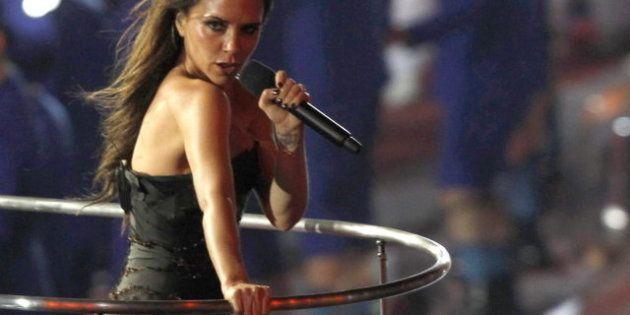 Victoria Beckham estuvo a punto de no actuar en la clausura de los Juegos Olímpicos por un ataque de...