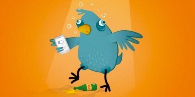 Si bebes no tuitées: cómo sobrevivir a una metedura de pata en