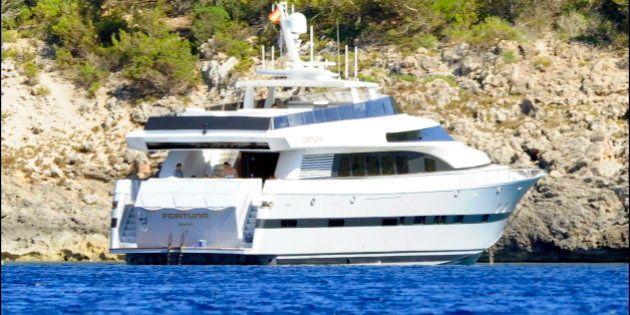La empresa Baleària comprará el yate real 'Fortuna' por 2,2 millones de