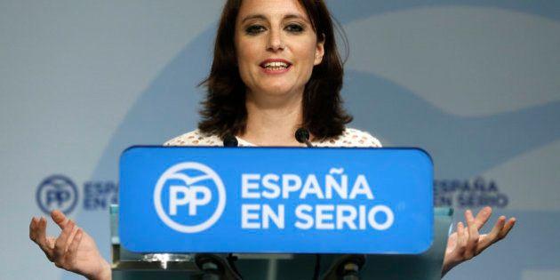 Andrea Levy, sobre la fianza del PP para no ser embargado: