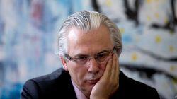 Garzón contra el presidente del Tribunal