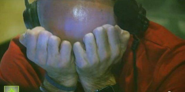 Lo que no se vio en la despedida de Antonio Lobato: sus lágrimas al decir