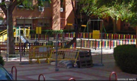 Muere una niña de 11 años al caerle encima un columpio en Rivas
