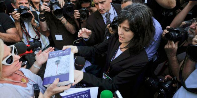 Consuelo Ordóñez se reúne en la cárcel de Zaballa, Álava, con el etarra que asesinó a su