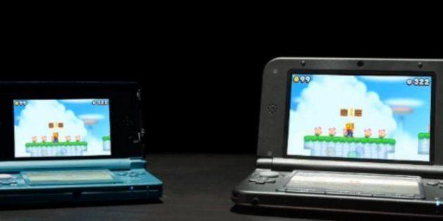 Nintendo 3DS XL: nueva consola portátil más grande