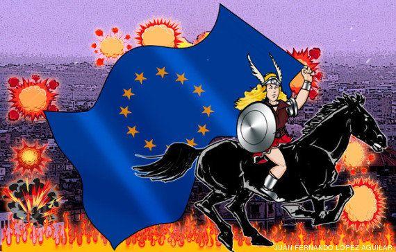 Dos conflictos sangrantes para una UE aun