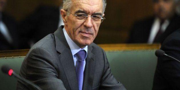 Vasilis Rapanos, nuevo ministro de Finanzas griego, es hospitalizado tras sufrir un