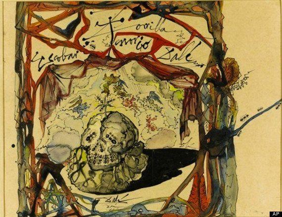 Cómo robar un Dalí... y dejar rastro