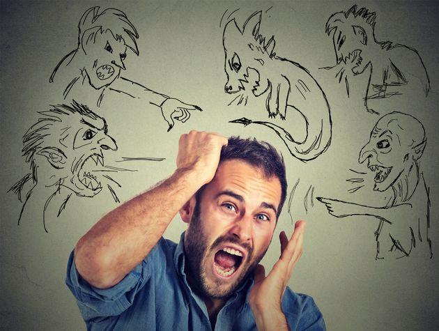 Miedo a sentir vergüenza: la fobia