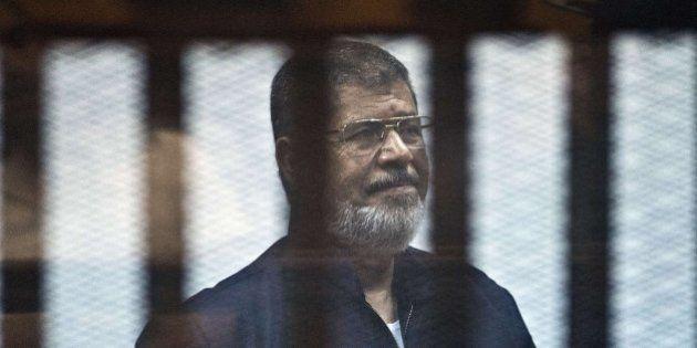 Mohamed Morsi, condenado a pena de muerte por su fuga de prisión en