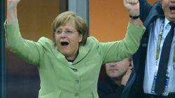 Merkel causa furor en el partido Grecia- Alemania