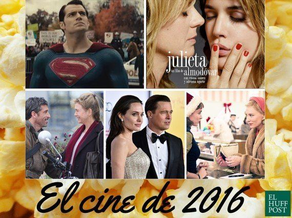 El cine de 2016: De 'Batman vs Superman' a 'Julieta' de