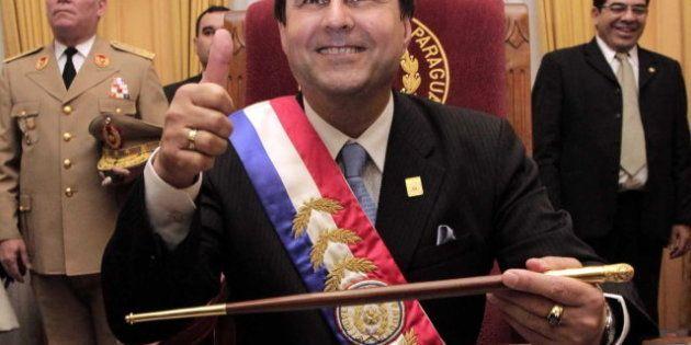 Reacciones a la destitución de Fernando Lugo en Paraguay: