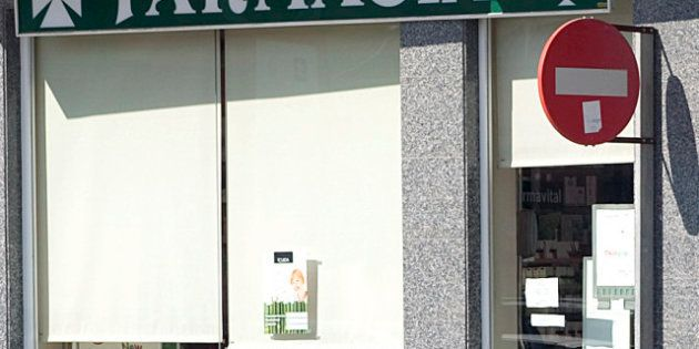 El primer día del euro por receta transcurre sin incidentes en las farmacias de