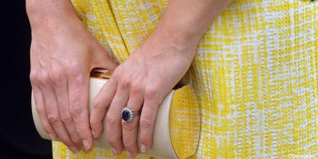 Fotos del embarazo de Kate Middleton: así llevó estar