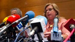 Consuelo Ordoñez, tras su entrevista con el etarra: