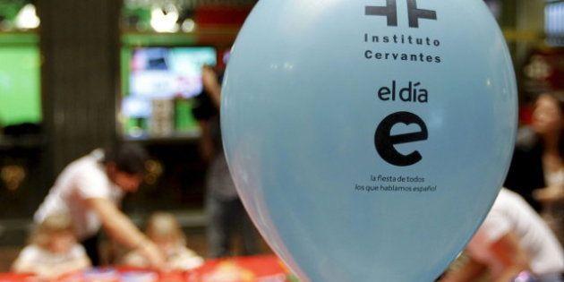 El Instituto Cervantes celebra el Día del Español con actividades en todo el