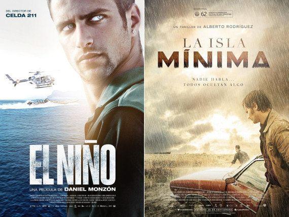 Goya 2015: 'La isla mínima' y 'El niño' acaparan las