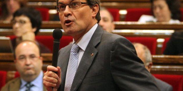 Cataluña pone fecha a su petición de rescate al Estado: el 28 de