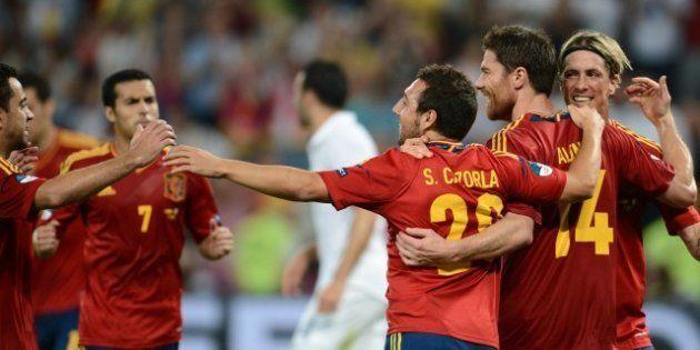 Reacciones a la victoria de España ante Francia: