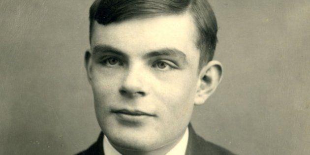 Alan Turing, indultado 60 años