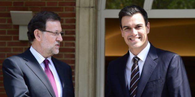 Pedro Sánchez se topa con el primer